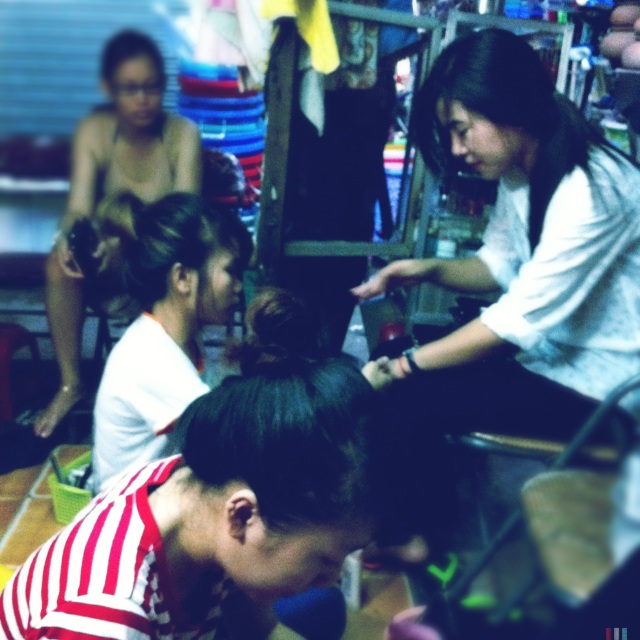 market manicurists